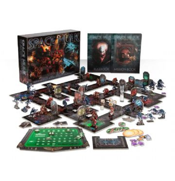 Games Workshop Warhammer Space Hulk 40K  40000 60-SH-00